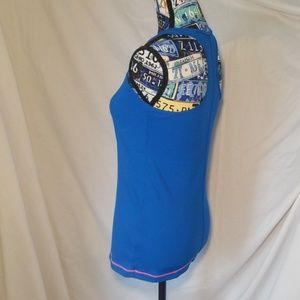 adidas Tops - 🔴CLEARANCE🔴Adidas Blue Tank Top
